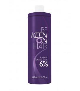 Крем-окислитель 6% Keen Cream Developer 1000 мл