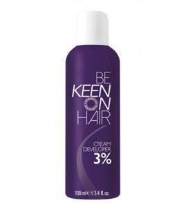Крем-окислитель 3% Keen Cream Developer 100 мл