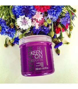 Маска Стойкость цвета с кератином Keen Keratin 200 мл