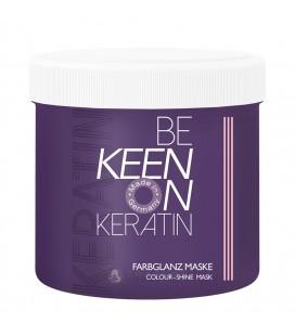 Маска Стойкость цвета с кератином Keen Keratin 500 мл