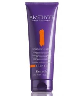 Маска для медных оттенков волос FarmaVita Amethyste Colouring Mask Copper 250 мл
