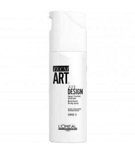 L'Oreal Tecni Art Лак Fix Design очень сильной фиксации 200 мл
