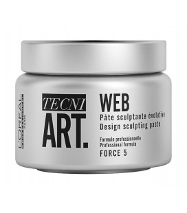 L'Oreal Tecni Art Web Design Sculpting Paste Паста д/создания текстуры 150 мл