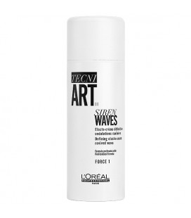 L'Oreal Tecni Art Крем Siren Waves д/кудрей эластичной фиксации 150 мл