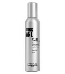 L'Oreal Tecni Art Мусс Rebel Push up пудровый текстурирующий д/ультра объема 250 мл