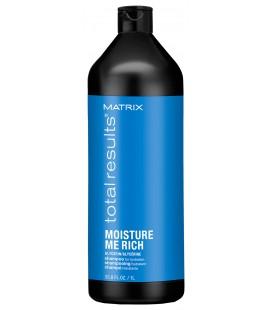Шампунь для увлажнения волос Matrix Total Results Moisture Me Rich 1000 мл