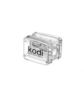 Точилка для карандашей Kodi Professional (прозрачная с одним лезвием)